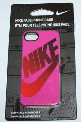 Nike FADE Hard Phone Case For iPhone 5 #NIA76665NS
