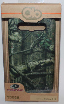 OLO By Case Mate Mossy Oak TOUGH Galaxy S III Hard Shell Protective Phone Case