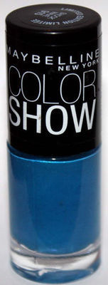Maybelline New York COLOR SHOW Nail Polish #915 SHOCK WAVE .23 oz