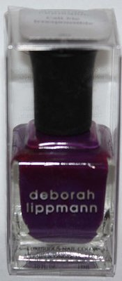 CALL ME IRRESPONSIBLE - deborah lippmann Luxurious Nail Color Polish .50 oz