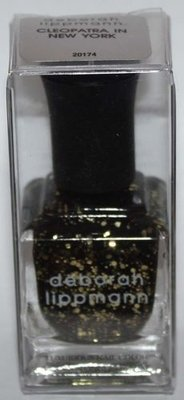 CLEOPATRA IN NEW YORK - deborah lippmann Luxurious Nail Color Polish  .50 oz
