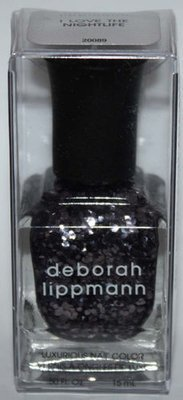 I LOVE THE NIGHTLIFE - deborah lippmann Luxurious Nail Color Polish .50 oz