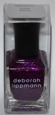 FLASH DANCE - deborah lippmann Luxurious Nail Color Polish .50 oz