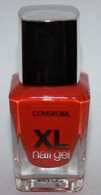 Covergirl XL Nail Gel Polish #790 Overblown Orange 44 oz
