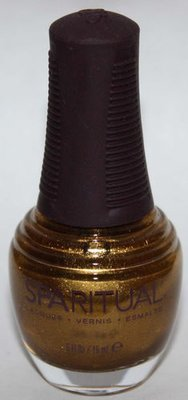 finding - SpaRitual Nail Polish Lacquer .5 oz