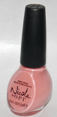 I'LL HAVE THE SALMON -Nicole By OPI Nail Polish Lacquer .5 oz