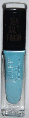 Julep Nail Color Vernis Lacquer Polish KAI Sea Salt Finish .27 oz
