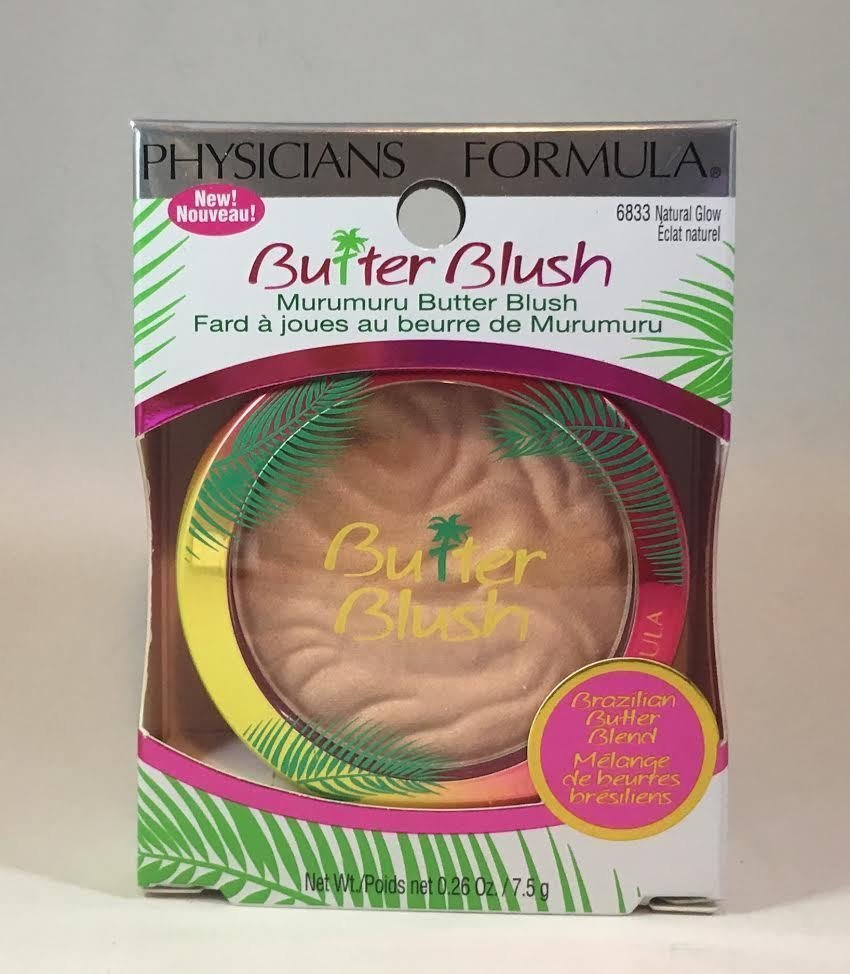 Physicians Formula Murumuru Butter Blush #6833 Natural Glow 0.26 oz