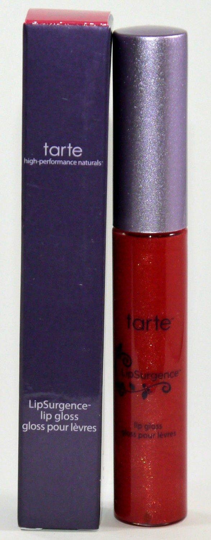 Tarte LipSurgence Natural Beauty (Sheer Shimmering Red) Lip Gloss 0.27 oz