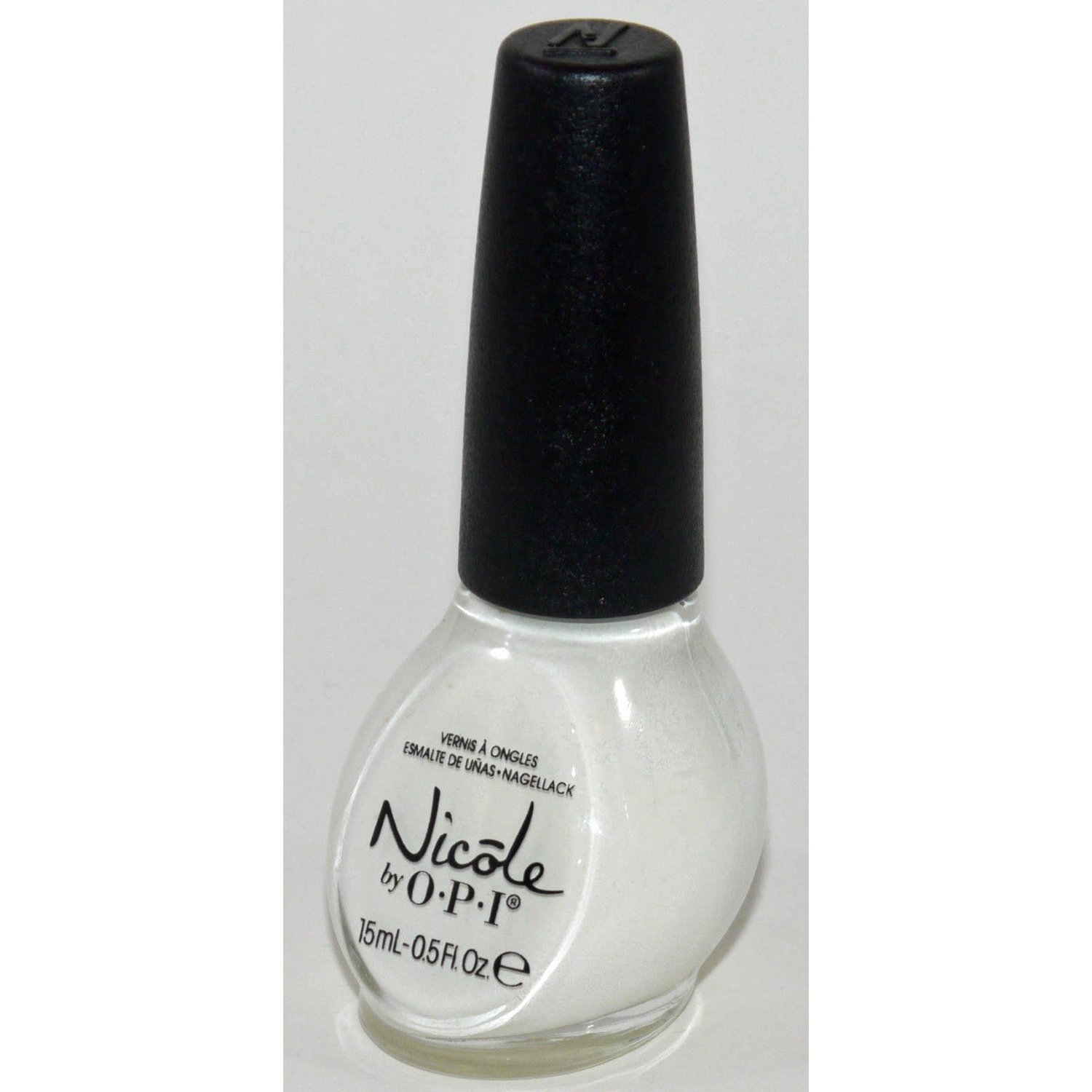 Yoga-then-Yogurt -Nicole By OPI Nail Polish Lacquer .5 oz