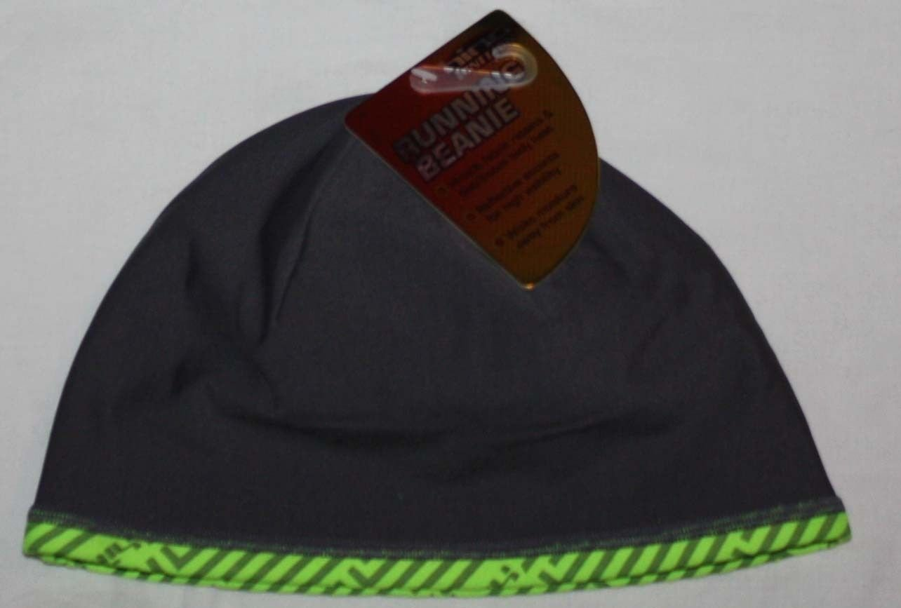 Hind Ignition Running Men's Cold Weather Beanie -Gray (One Size)