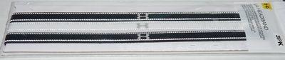 3 Pk Under Armour Mini Headbands Black/White/Graphite UA  (One Size)