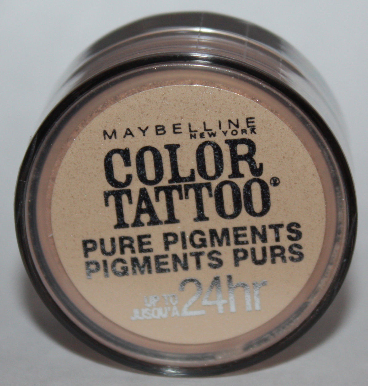 Maybelline Color Tattoo Pure Pigments Eyeshadow -#55 Barely Brazen