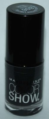 Maybelline New York COLOR SHOW Nail Polish #806 Greyzy In Love .23 oz