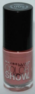 Maybelline New York COLOR SHOW Nail Polish #800 I Got You Beige .23 oz