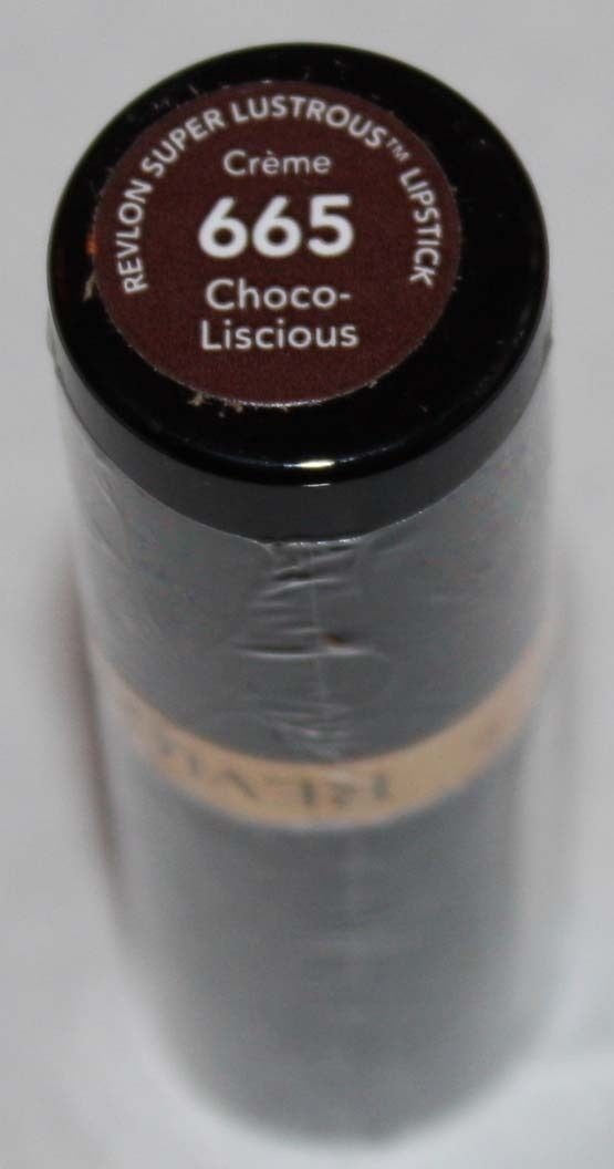 Revlon Super Lustrous CREME Lipstick .15 oz  -Choco-Liscious #665