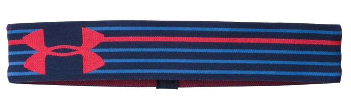 Under Armour ALPHA Women's Russian Nights/Neo Pulse/Sailing Blue Headband (One Size)