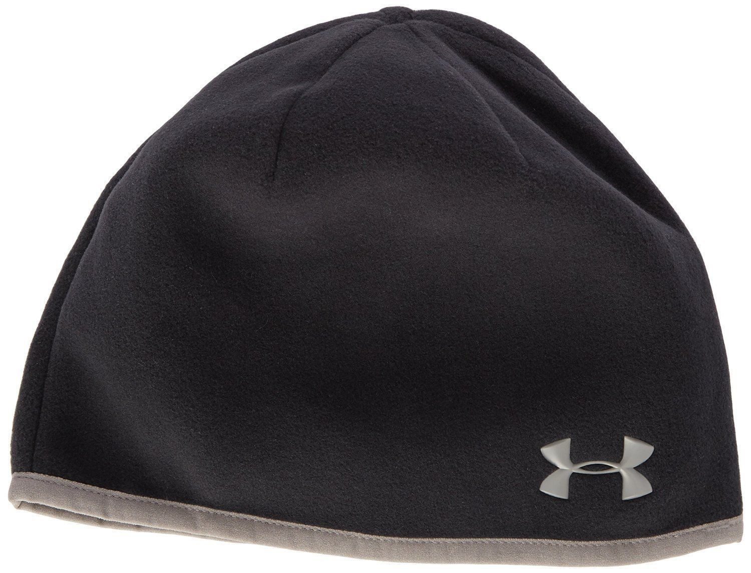 Under Armour STORM Infrared Women's Black/Steeple Gray UA Beanie Hat  (One Size)