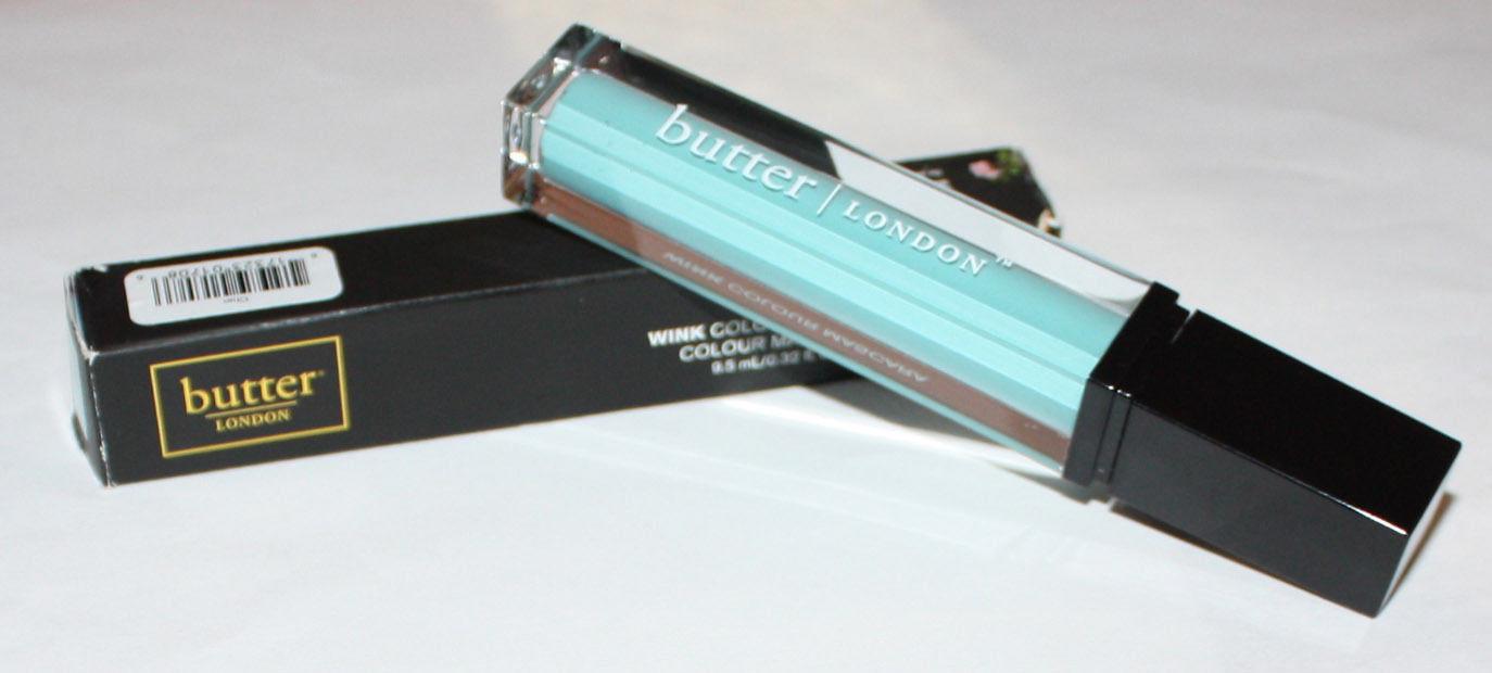 Butter London WINK Colour Mascara CHAV 0.32 oz