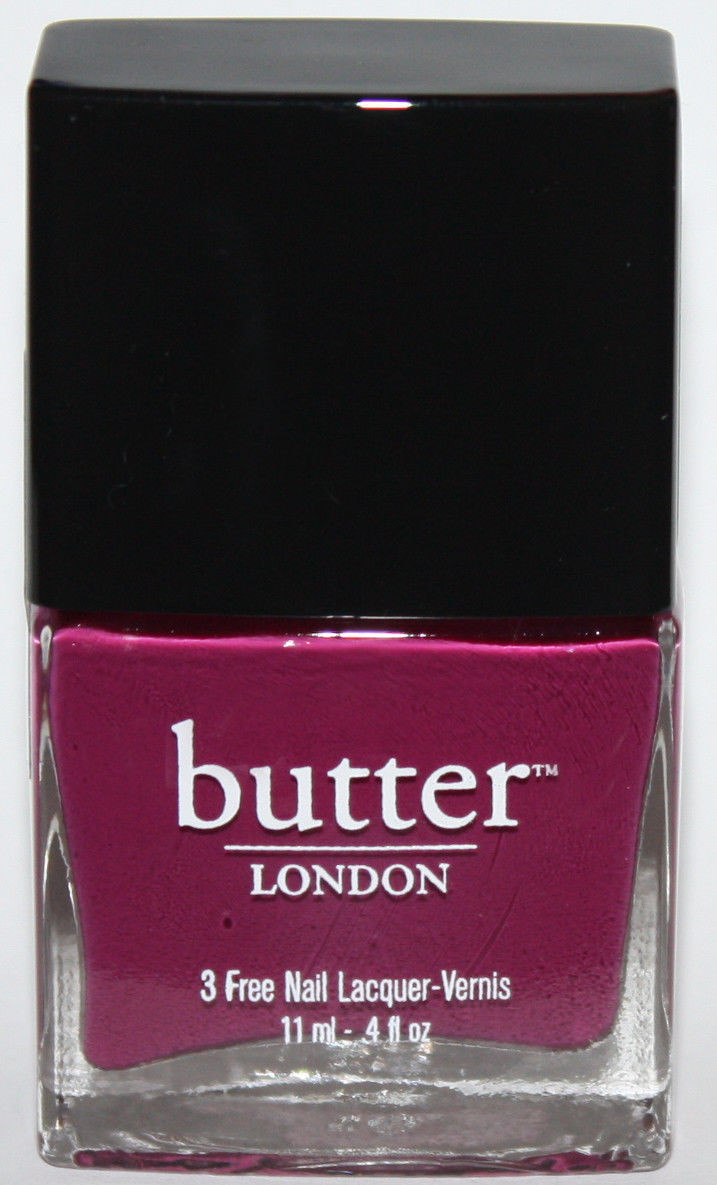 Queen Vic -Butter LONDON Nail Polish Lacquer .4 oz