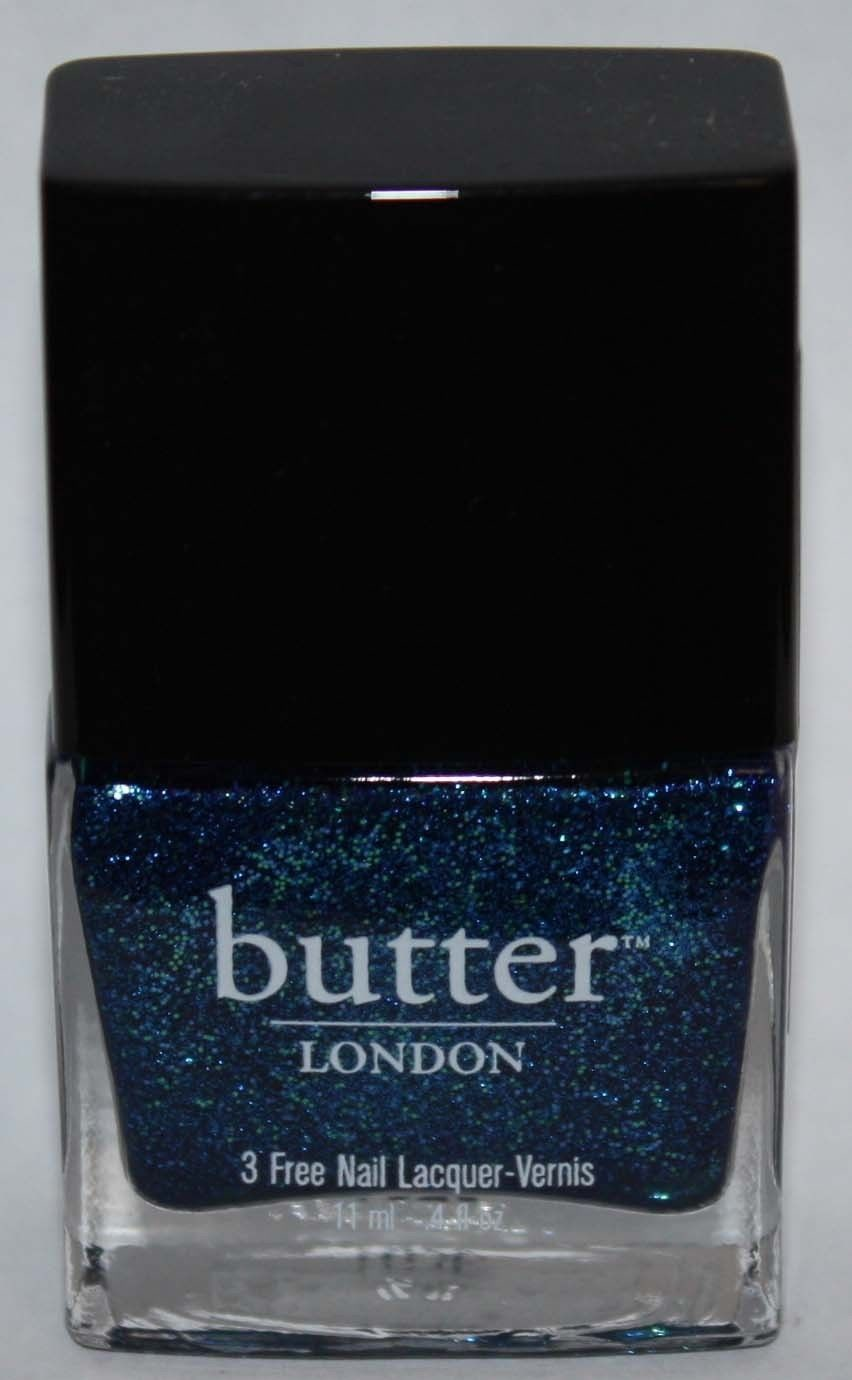 Inky Six -Butter LONDON Nail Polish Lacquer .4 oz