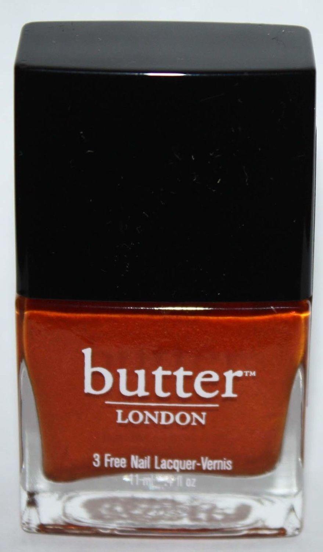 Sunbaker -Butter LONDON Nail Polish Lacquer .4 oz
