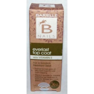 Barielle Everlast Top Coat With Vitamin E .45 oz