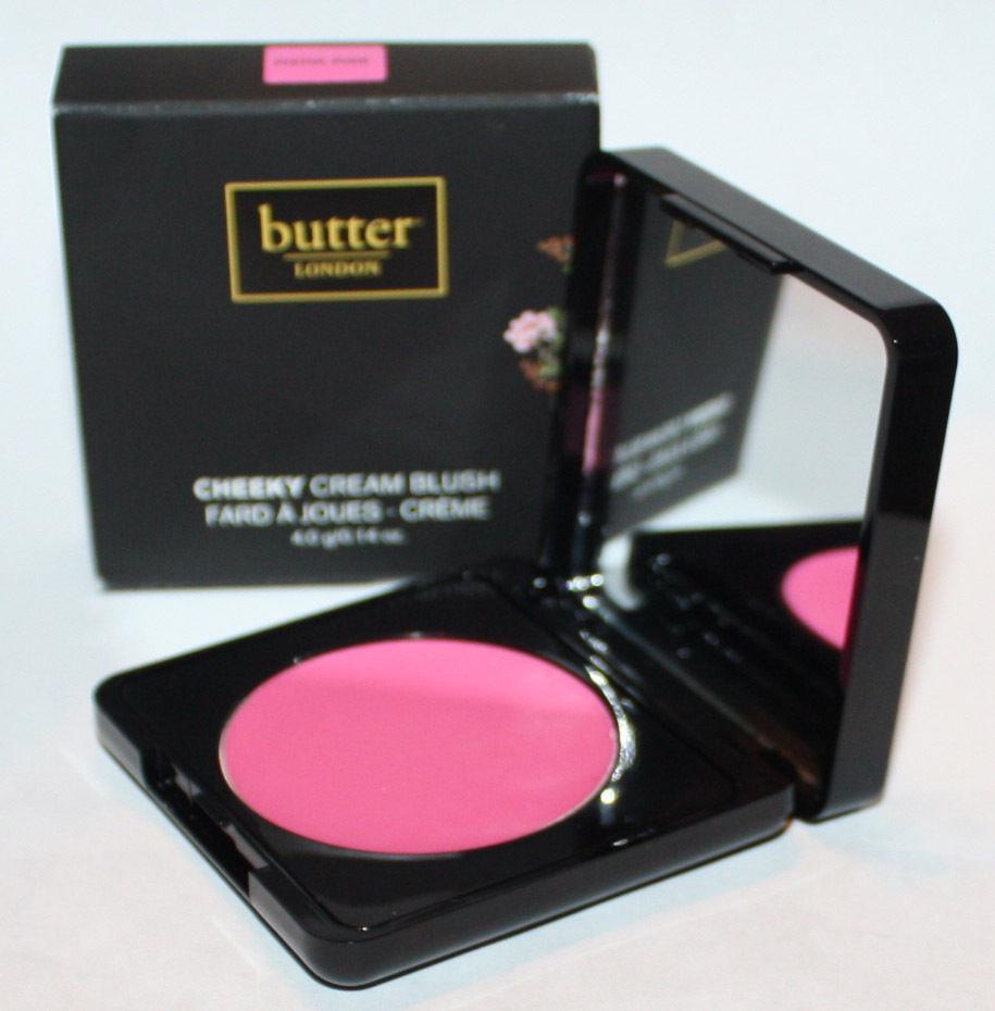 Butter London CHEEKY Creme Blush PISTOL PINK 0.14 oz