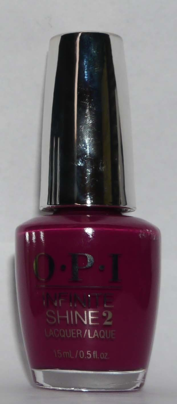 Berry On Forever (Step 2) - OPI Infinite Shine Nail Polish Lacquer 0.5 oz