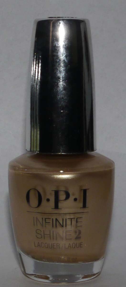 Enter the Golden era (Step 2) - OPI Infinite Shine Nail Polish Lacquer 0.5 oz