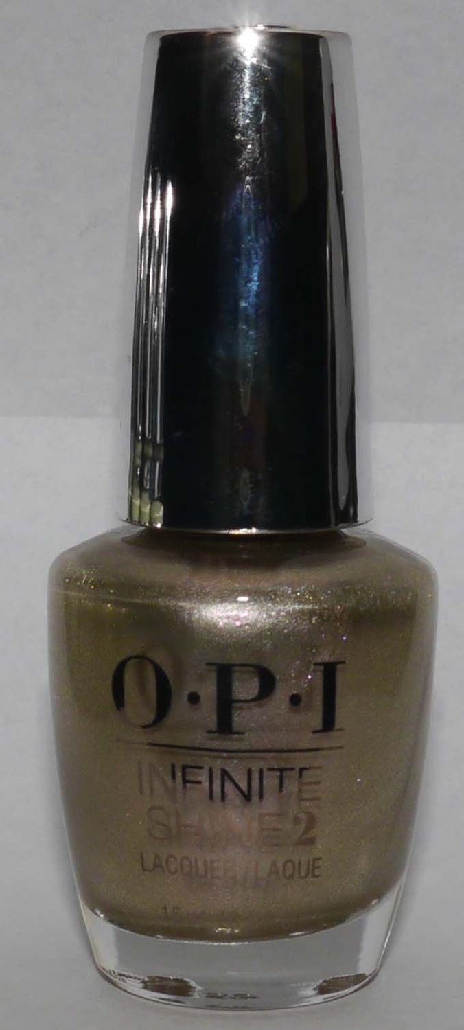 Glow the Extra mile (Step 2) - OPI Infinite Shine Nail Polish Lacquer 0.5 oz