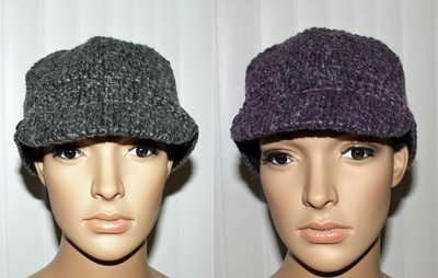 Steve Madden Women's Cabbie Newsboy Cap Hat (One Size) *Reduced*