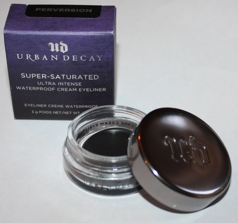 Urban Decay Super-Saturated Ultra Intense Waterproof Cream Eyeliner -Perversion
