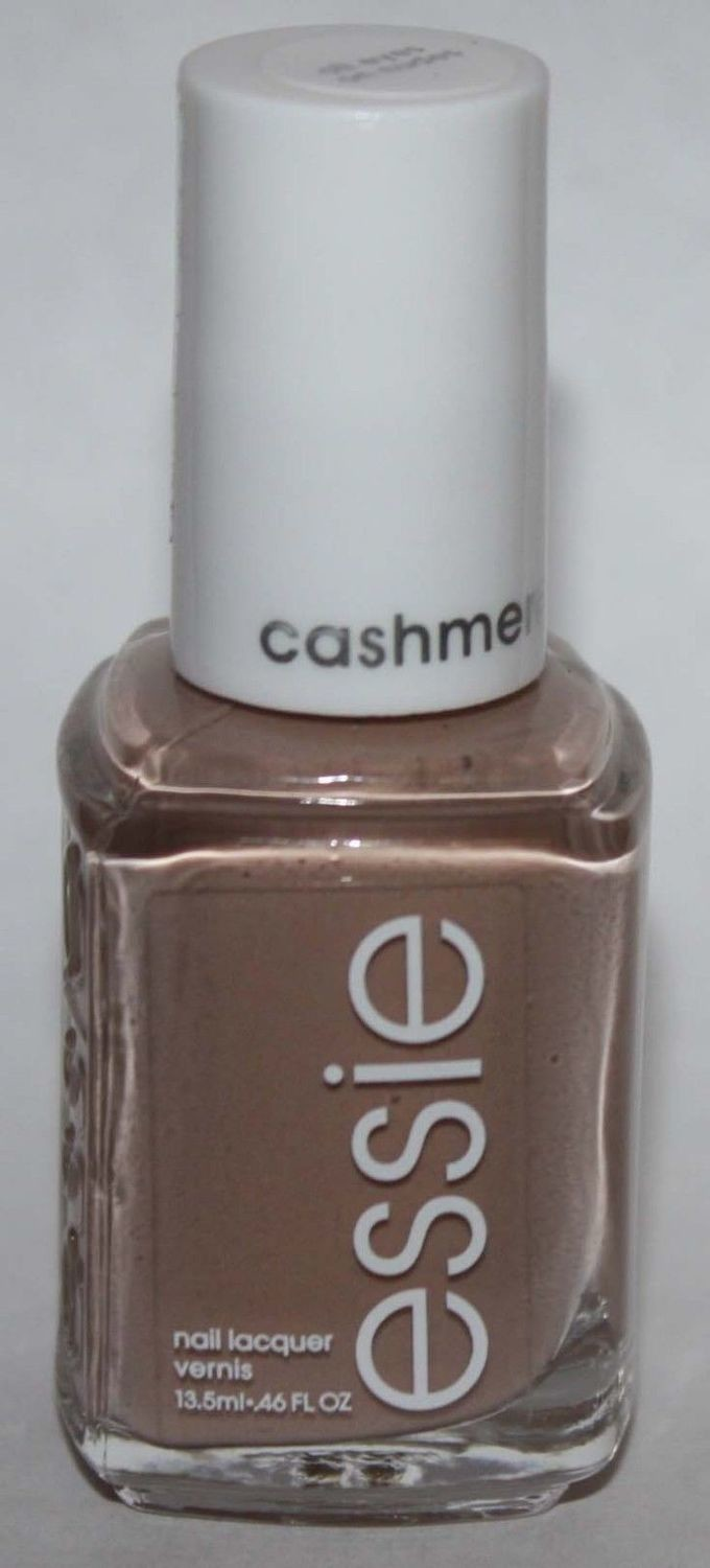All Eyes On Nudes -Essie CASHMERE MATTE Nail Lacquer Polish 0.46 oz