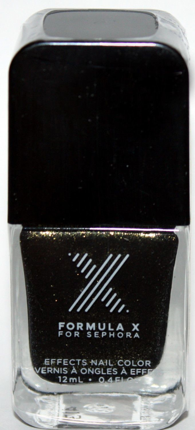 Extraterrestrial Nail Color -FORMULA X For Sephora Effects Nail Color Polish Lacquer .4 oz