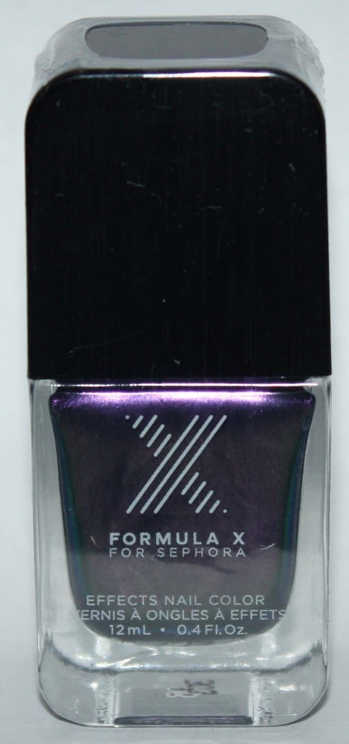 Infamous Nail Color -FORMULA X For Sephora Effects Nail Color Polish Lacquer .4 oz