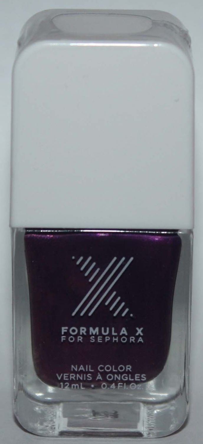 Mastermind Nail Color -FORMULA X For Sephora Effects Nail Color Polish Lacquer .4 oz