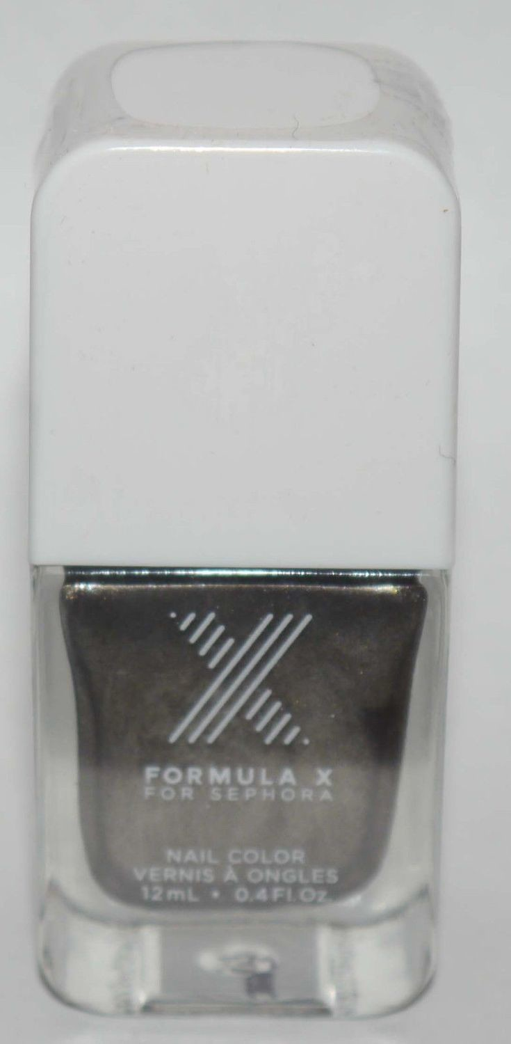 Connectivity Nail Color​ -FORMULA X For Sephora Effects Nail Color Polish Lacquer .4 oz