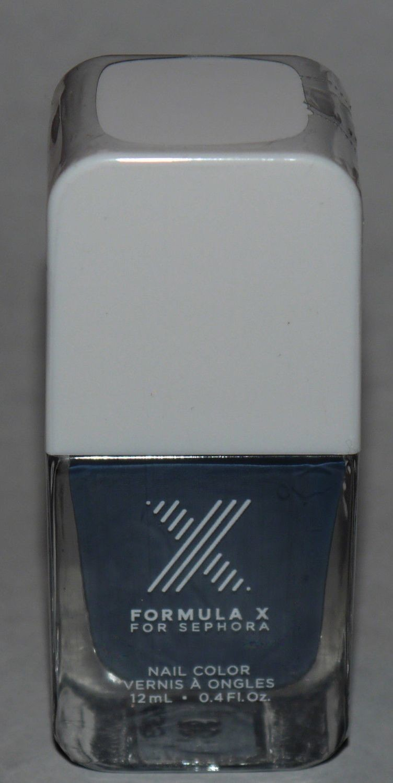 Fathom Nail Color -FORMULA X For Sephora Effects Nail Color Polish Lacquer .4 oz