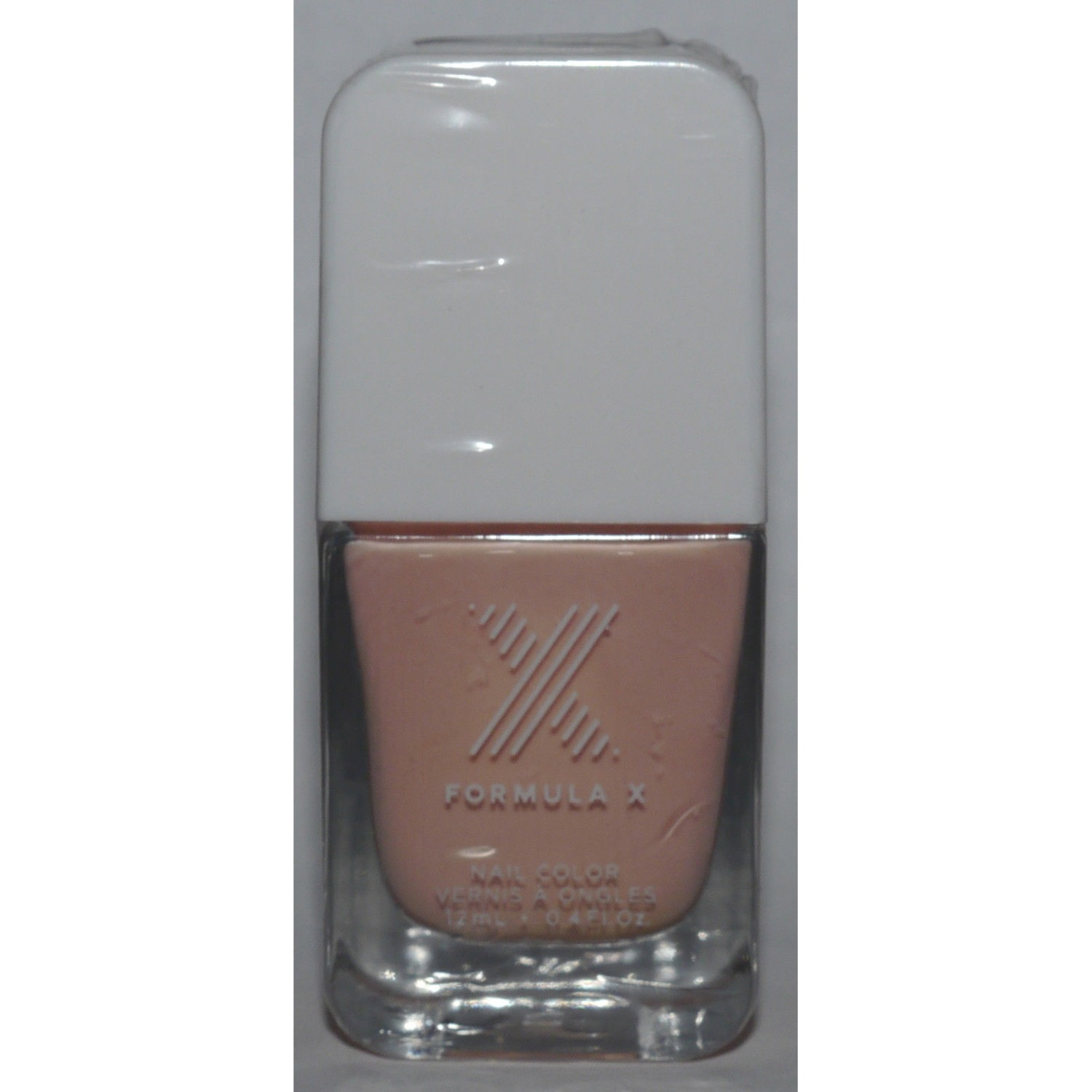 Blushing Nail Color -FORMULA X For Sephora Effects Nail Color Polish Lacquer .4 oz