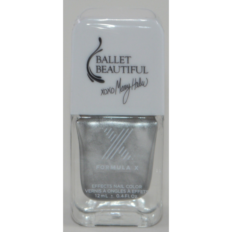Ballet Barre Nail Color -FORMULA X For Sephora Effects Nail Color Polish Lacquer .4 oz