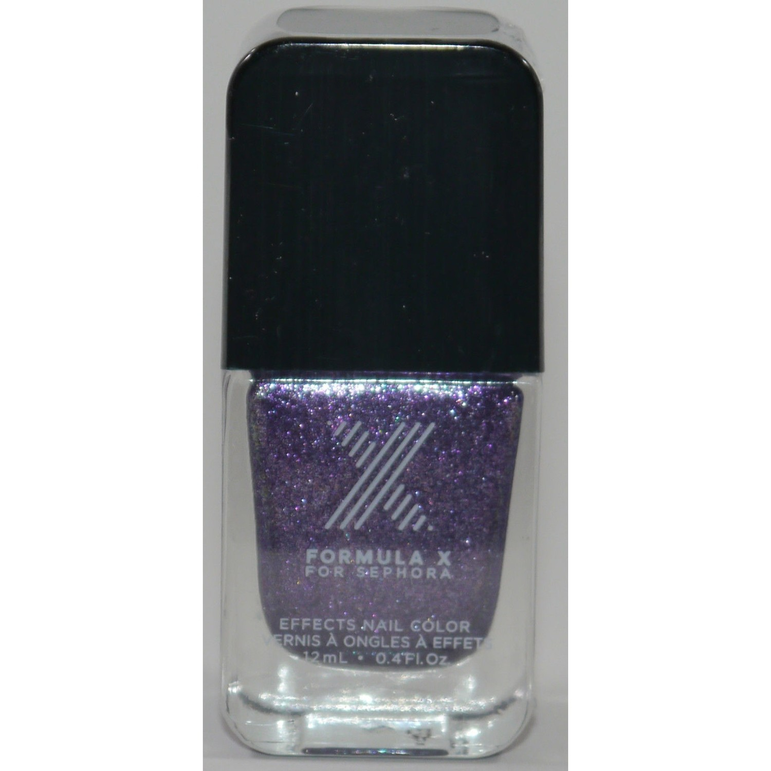 Astonishing Nail Color -FORMULA X For Sephora Effects Nail Color Polish Lacquer .4 oz