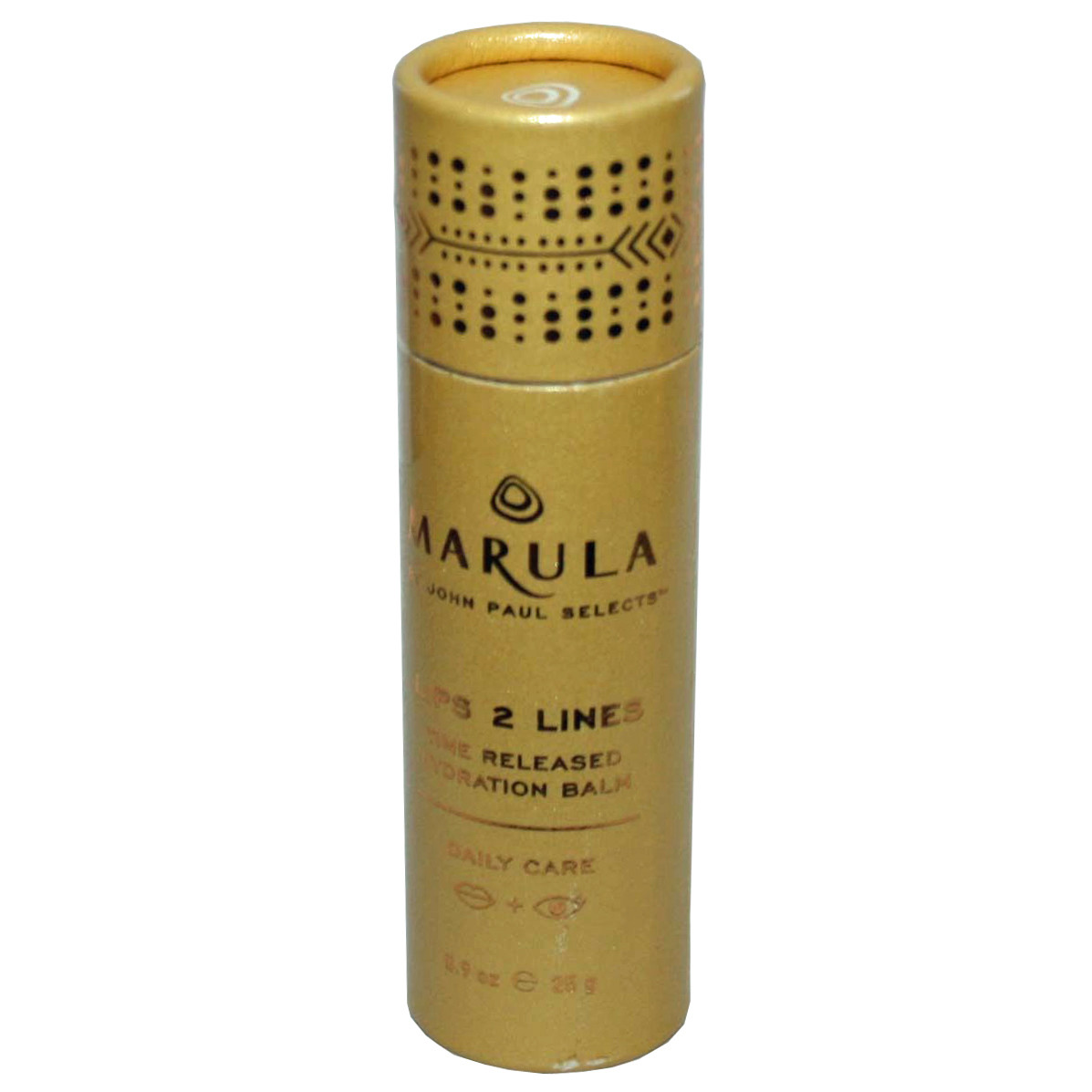 Marula By John Paul Selects Lips & Lines Time Released Hydration Balm 0.9 oz