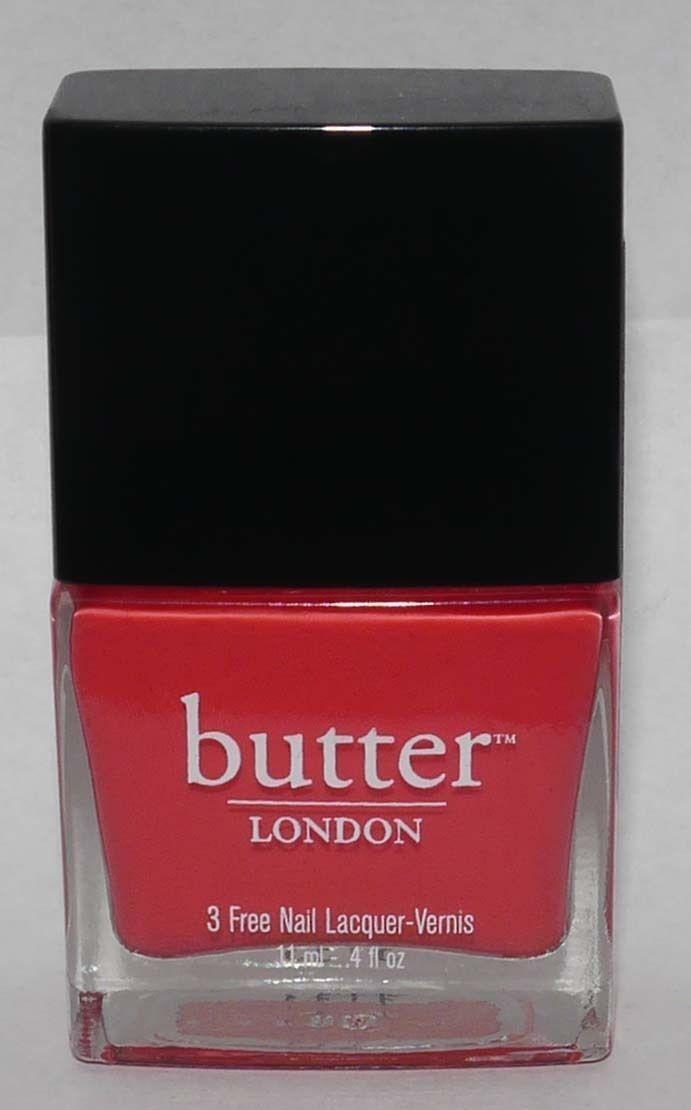 Jaffa -Butter LONDON Nail Polish Lacquer .4 oz