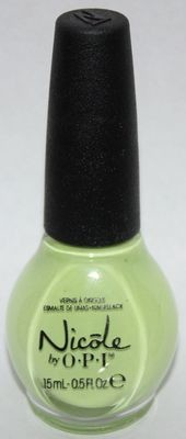 Lay It On The Lime -Nicole By OPI Nail Polish Lacquer .5 oz