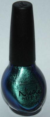 Emerald Empowered -Nicole by OPI Nail Polish .5 oz