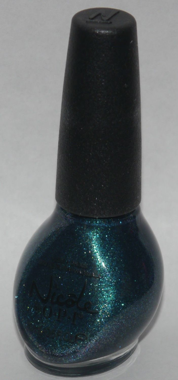 THAT'S WHAT I MINT -Nicole By OPI Nail Polish Lacquer .5 oz