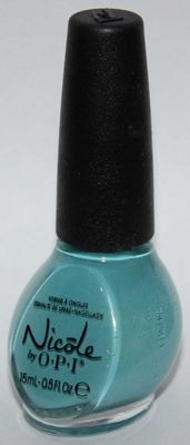 Poised for Turquoise (Carrie Underwood Color) -Nicole By OPI Nail Polish .5 oz