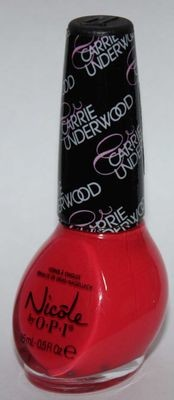 SOME HEARTS (Carrie Underwood Color) -Nicole By OPI Nail Polish .5 oz