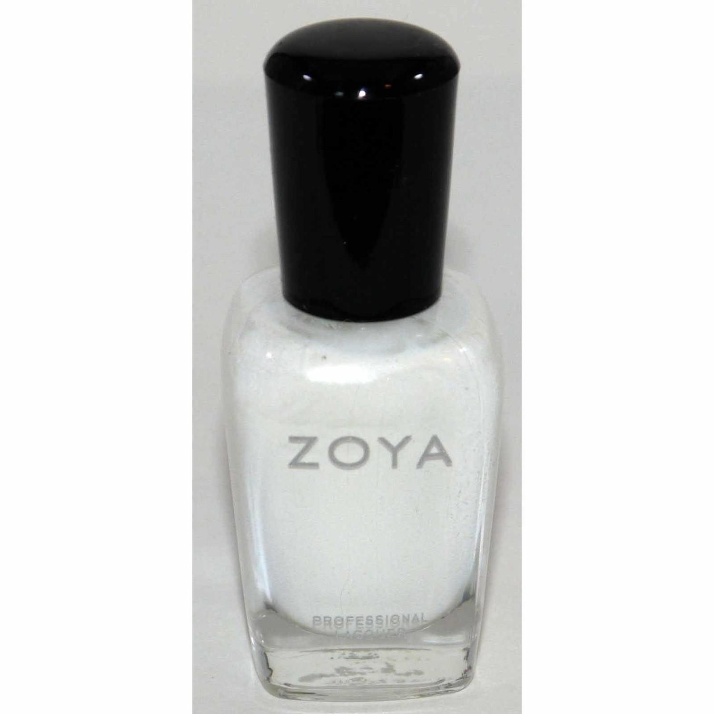 Zoya Professional Nail Lacquer Polish .5 oz Purity